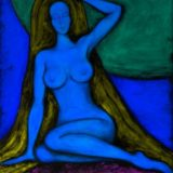 Bohyně klidu - barevná varianta 3