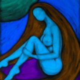 Bohyně hravosti - barevná varianta 2