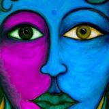 Bohyně Artemis- barevná varianta 2