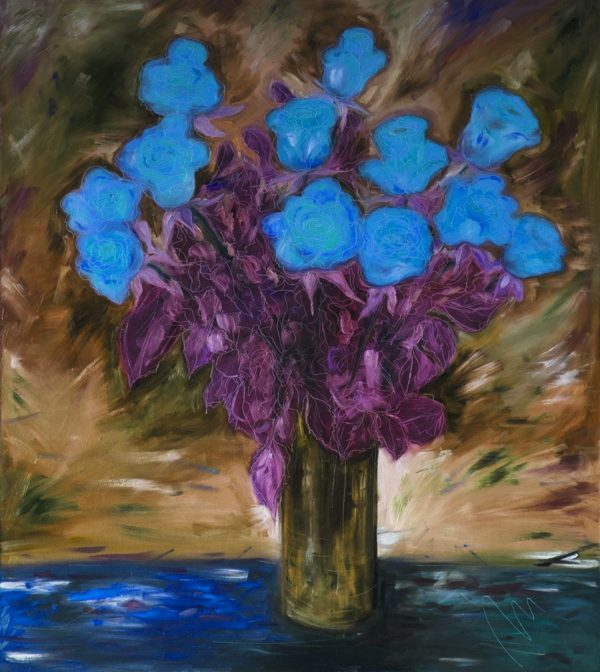 Růže pro Nellu - barevná varianta 6 WEB