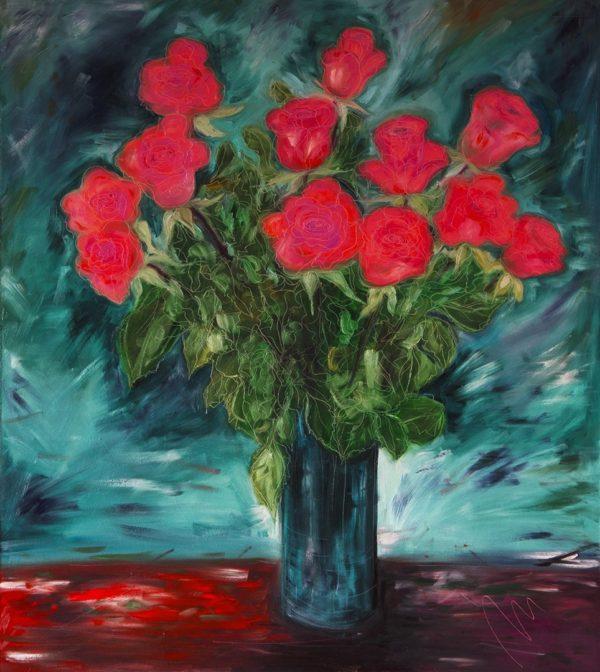 Růže pro Nellu - barevná varianta 8 WEB